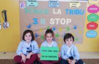 LA TRIBU EXPLORADORA 3R STOP